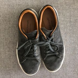 grey cole haan shoes